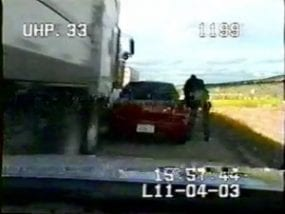 V10P02 - Wisconsin Officers Stop Jumper and Save Baby Dumped from Car